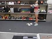Amateur personal trainer ebony and girl