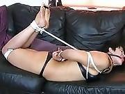 Dominant Bitch In Bondage