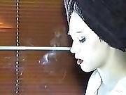 Suzanne Makeup Smoking