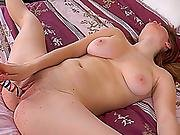 Flexi Teen Masturbating In Contortion Positions