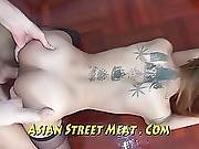 Respectable Whore Wins Worst Tattoo Contest