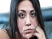 Latin Babe Lexi Bandera Punished With Hard Dick