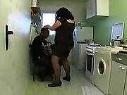 Fat White Slut Has A New Black Lover
