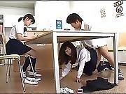 Rct 625 Blowjob She Secretly Hidden Under The Desk