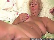 chubby,  fingering,  grandma,  granny,  mature,  milf,  mom ,  mother,  old ,  older woman,  pussy