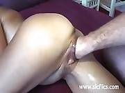 Masked Amateur Wife Gang Fisted With Cuckold Hubby