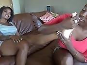 Bfg Sexy Ebony Feet Worship