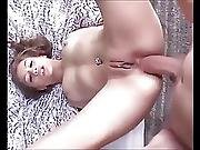 Girl Loves To Fuck Her Ass Very Hard