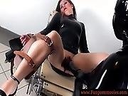 fetish,  latex,  leather,  lesbian,  pee ,  perverted,  piss,  pissing,  shower,  sport,  watersport