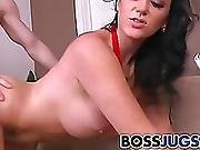 Busty Licious Gia Gets Fucked By The Plumber