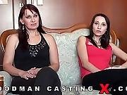Sladky Mesic(and Her Mom) - Woodman Casting[full Version]
