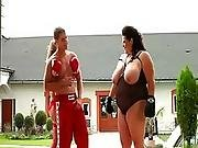 bbw ,  dominatrix,  facesitting,  fat ,  femdom,  ffm ,  plumper,  skinny,  slut,  threesome