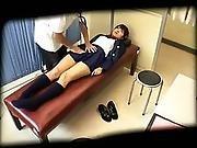 Japanese Schoolgirls 18 Abused During Medical Examinations