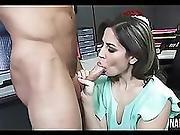 Sweet Office Sex Addie Juniper