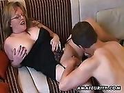 amateur,  busty,  cum ,  cum on tits,  cumshot,  fucking,  home,  homemade,  milf,  orgasm