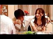 Japanese Wife Fucked By Husbands Boss