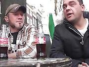 Real Dutch Slut Rides Clients Knob