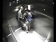 amateur,  couple,  elevator