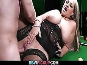 He Licks And Fucks Her Fat Pussy