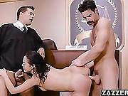 Ramon And Charles Dera Gets A Hot Blowjob
