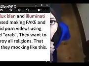 Mocking Religion Videos By Illuminati Agents, Fake Arab Videos