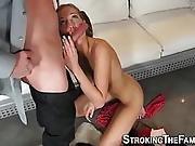 Slut Stepdaughter Railed