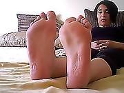 Foot Fetish Humilation