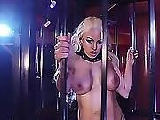 Big Assed Babe Luna Star Slides Her Pussy On A Huge Cock