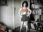 Pop Musik Vintage 80 S Jiggling Tits Dance Strip