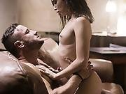 Jane Wilde Cheated On Jake And Banged With Danny Who Busted His Load On Her Face