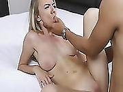 Ultimate Delicious Babe Enjoys Being Slammed By A Massive Throbbing Piston