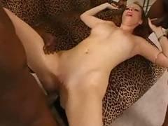 anal,  assfuck,  black,  cumshot,  facial,  fucking,  hardcore,  mmf ,  orgasm,  swallow,  threesome,  wife
