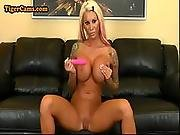 Monster Tits Blonde Milf Lolly Ink