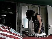 My Wife Undressing On Hidden Cam In Bedroom