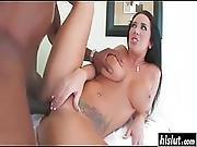 Jayden Jaymes Enjoys A Big Black Cock
