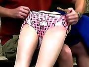 kinky,  spanking