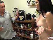 Feebie - Sexy Dark Haired Slut