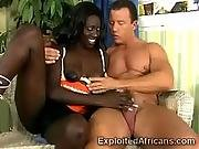 Hunky White Stud Loses His Mind With African Beautyfre-black And White 02-3