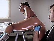 Petite Teen Full Cavity Searched And Fucked By Officers