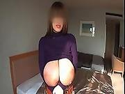Unknown Amateur Japanese With Monster Tits
