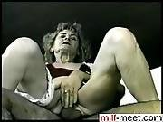 Write Her From Milf-meet.com - Mature Bitch Gets Her Pus