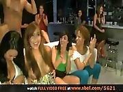 beautiful,  blowjob,  boob,  cfnm,  dress,  ffm ,  fffm,  party