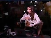 Dish Nation (radio Personality) Jenna Owens Flashes Boob