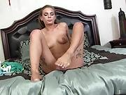 Sydney Cole Is Brand New To The Biz And Thirsty For A Mouthful