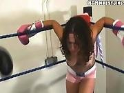babe,  boob,  busty,  catfight,  kinky,  on top,  topless,  wrestling