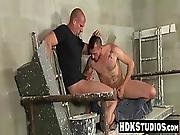 Hairy Homo Sucks Cock And Takes It In The Ass Bareback Style He Is So Eager To Squeeze Onto The Cock And Make Its Owner Feel Good Too!
