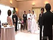 bride,  brutal,  milf,  wedding