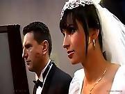 black,  brutal,  wedding