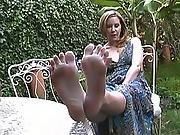 Madeline Dirty Feet Pov