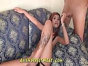 Fit Chained Up Anal Thai Sphincter